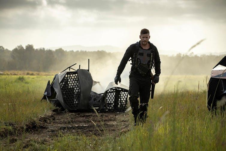 Ulasan Mengenai Rainfall, Australia Siap untuk Film Invasi Alien yang Dibuat Dengan Lebih Baik